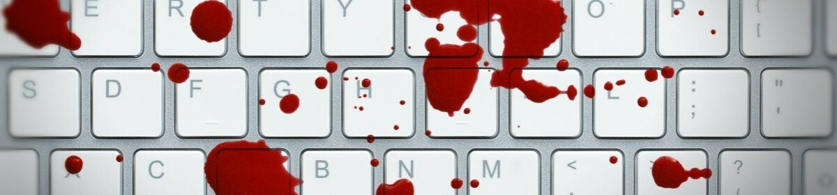 The Bloody Keyboard
